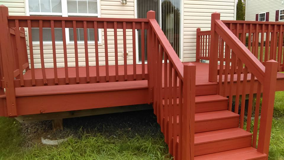 Deck Staining-1