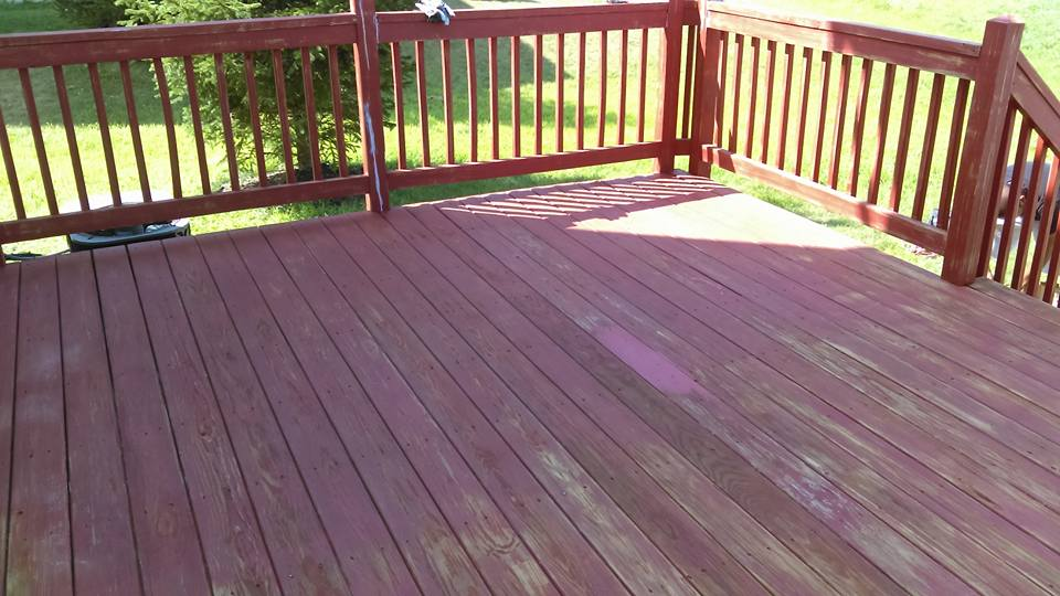 Deck Staining-4