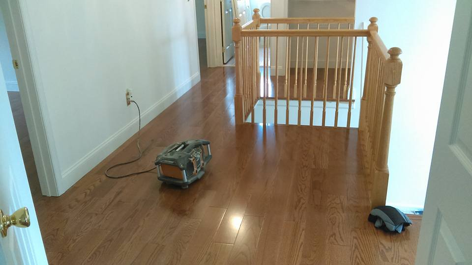 Hardwood Floor Installation-1
