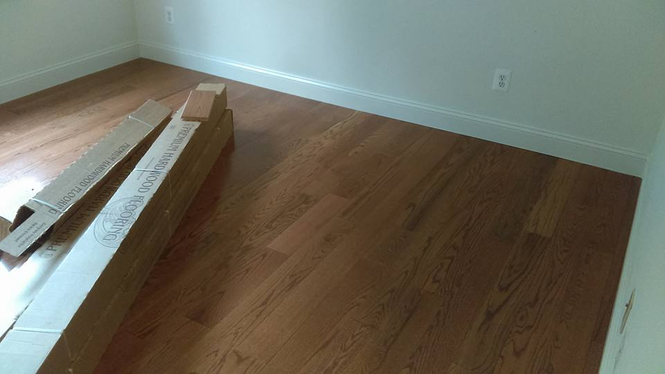 Hardwood Floor Installation-5