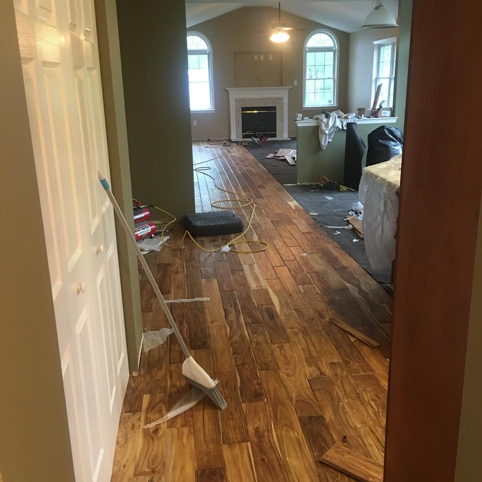 hardwood install-7